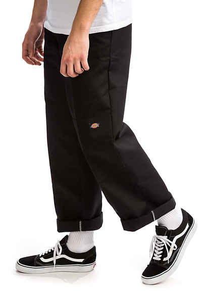 OVERLORD DICKIES 85283 WORK PANT, BLACK 寬版 滑板 工作 長褲