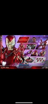 hot toys eng game Mark85