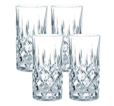 德國 Nachtmann 375ml*4入 威士忌杯 無鉛水晶杯 高球杯 果汁杯 雞尾酒杯 酒杯 #89208
