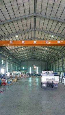 專業天車50噸內(全新.中古)大小電動吊車.升降機.各式吊具~設計~修改~維修~遷移