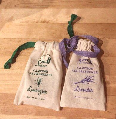 Smell Lemongrass air freshener