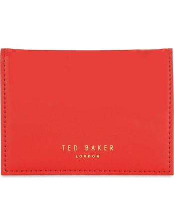 英國 TED BAKER Lella patent leather 卡夾(預購)