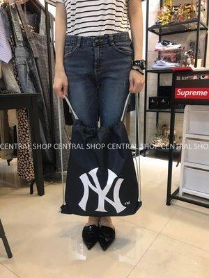韓國代購 NY 洋基 MLB 大聯盟 棒球 束口袋 手提袋 環保袋 運動 後背包 現貨 直接購買 台中面交