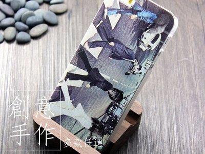 蝦靡龍美【PH481】時尚歐美潮範象鹿猴獅樂隊蘋果 5S iPhone 6 plus case 創意原創 手機殼 保護殼