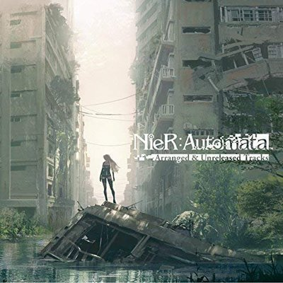 [代訂]尼爾:自動人形NieRAutomata Arranged & Unreleased Tracks