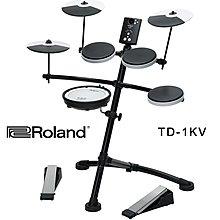 【嘟嘟牛奶糖】Roland.TD-1KV.V-Drums電子套鼓.學習、練習、娛樂中享受卓越的V-Drums品質