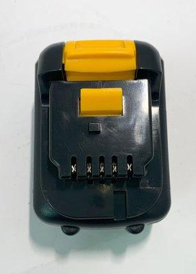 鋰電池 全新 通用 得偉Dewalt 12V 6000mAh(電量顯示) DCB120 / DCB121 電動工具鋰電池
