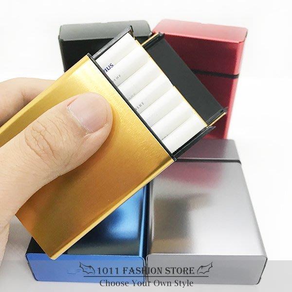 新款 金屬鋁製 滑蓋 自動 菸盒 / 香煙盒 ( 媲美 zippo 煙盒 / 菸盒 材質 ) 新色到 20支裝