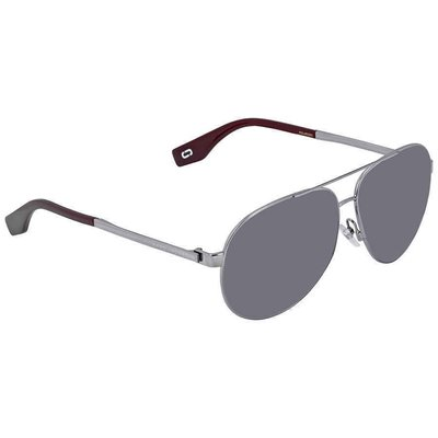 Marc Jacobs Polarized Ruthemium Gray Aviator Unisex  MARC 305/S 06LB男太陽眼鏡