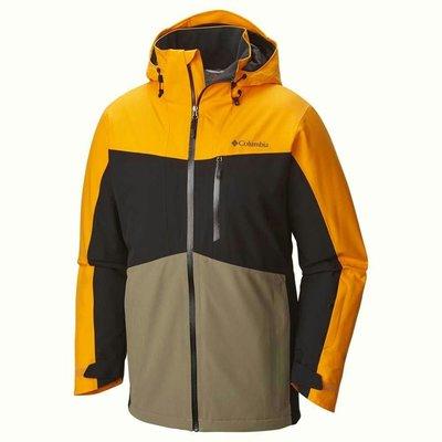 美國代購 Columbia 男款刷毛外套 Wild Card 哥倫比亞 軟殼衣 中層 XS~XL