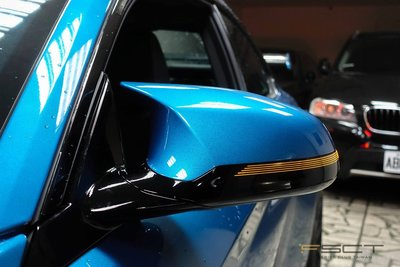BMW 原廠 M2 Competition 後視鏡總成 後照鏡