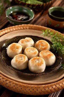 網購批發柑仔店 上海生煎包 小餡餅 點心專用