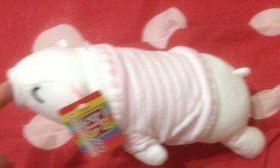 全新陪睡大白熊娃娃 北極熊 趴熊 玩偶 送兒童 生日禮物