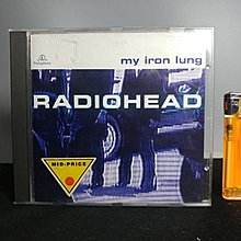 中古 CD RadioHead My Iron Lung 7243 8 31478 2 3