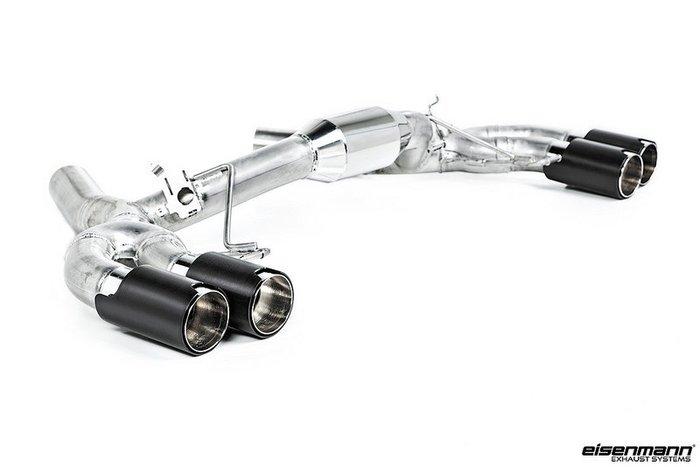 【樂駒】Eisenmann BMW F90 M5 Performance 排氣管 不鏽鋼 尾段 系統 改裝 LOGO
