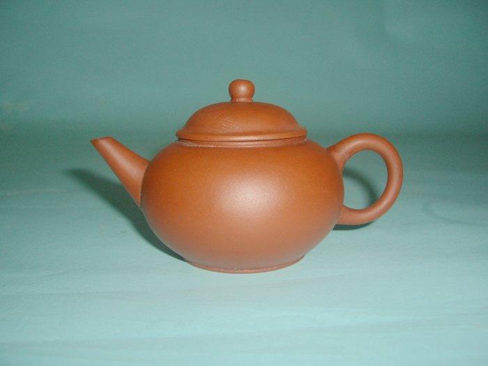 (3包)中國宜興早期老技師120CC外銷標準水平紫砂壺((85年以前開茶行留下來的福)