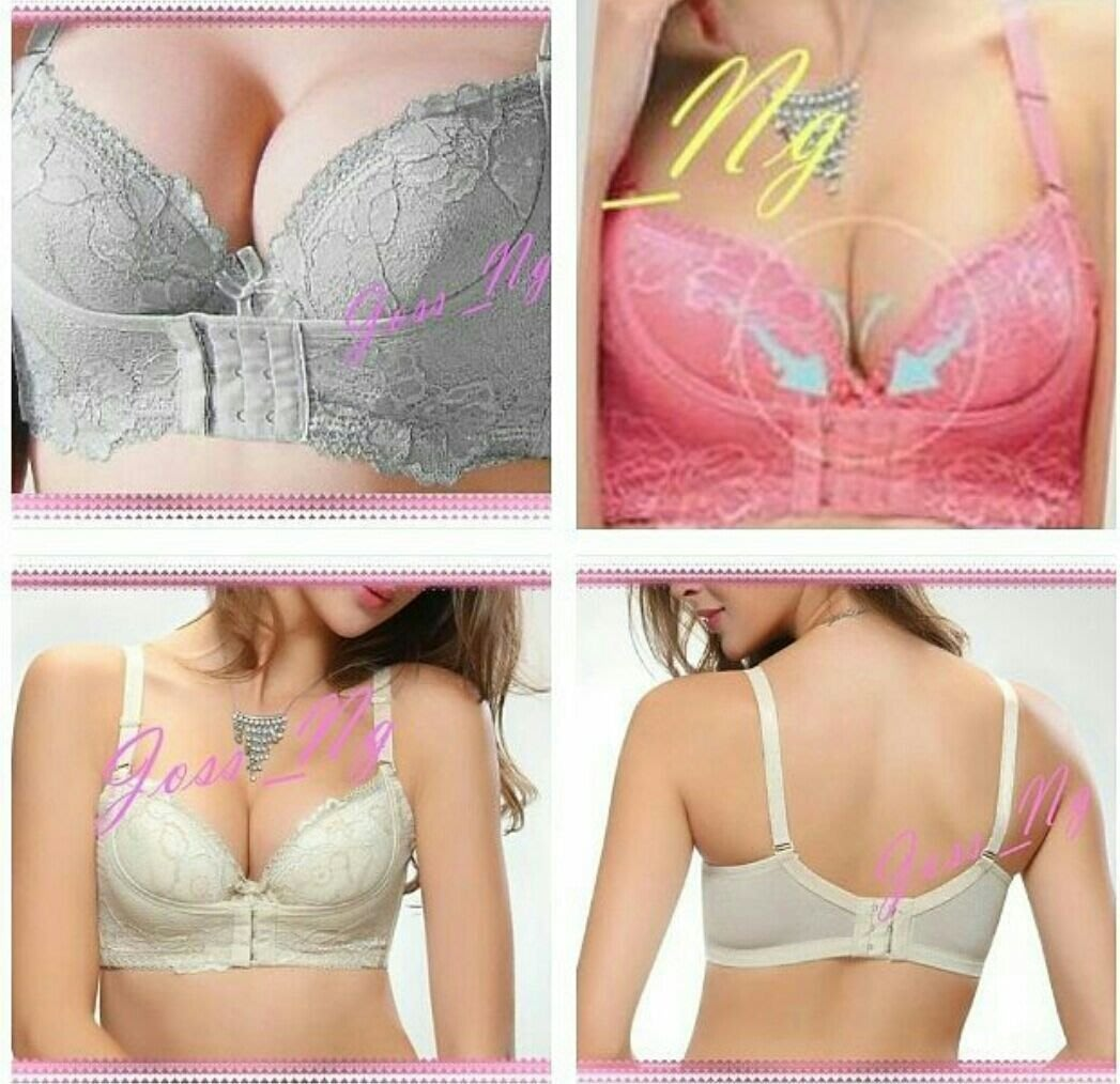 89a28fe7e1db4 Super Boost Magic Enhancer Push Up Bra Gel Padded Wide Side Support ...