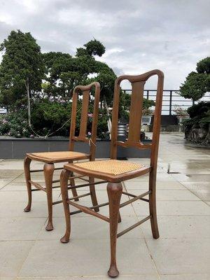 【 BRASS PARK銅公園】 英國老餐椅    復古/二手老件/休閒椅/工作椅/單人椅/主人椅/玄關椅/書桌椅