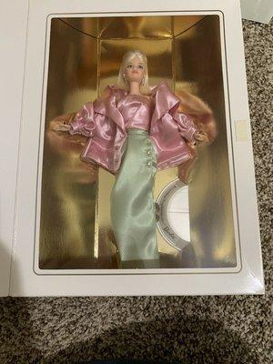 過家家玩具芭比娃娃代購 芭比晚宴貴婦珍藏版娃娃Barbie Evening Sophisticate