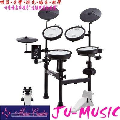造韻樂器音響- JU-MUSIC - Roland TD-1KPX2 全網狀 電子鼓 附配件 TD1KPX TD4KP