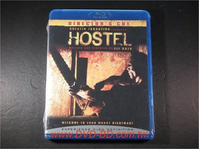[藍光BD] - 恐怖旅舍 Hostel 導演版