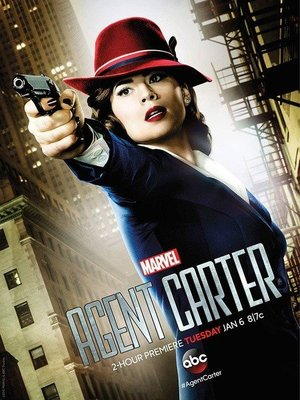【藍光影片】卡特探員 / 特工卡特 第一季 / Agent Carter Season 1 (2015) 共2碟