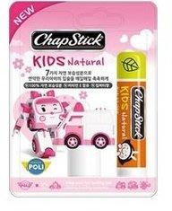 【小糖雜貨舖】韓國 Robocar POLI 波力 救援小英雄 護唇膏 - 安寶