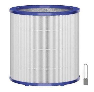 Dyson pure cool 空氣清淨氣流倍增器 TP02 無殼濾網 (耗材) TP02 TP03 TP