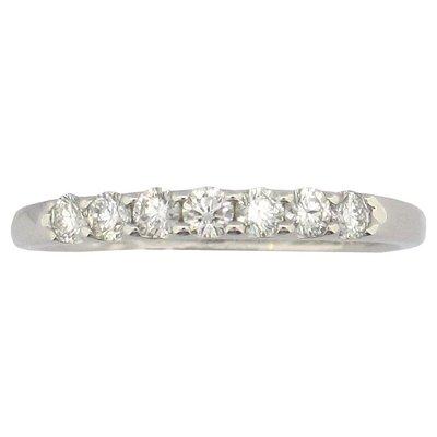 【JHT金宏總珠寶/GIA鑽石專賣】0.30ct天然鑽石線戒/材質:18K(JB45-A04)