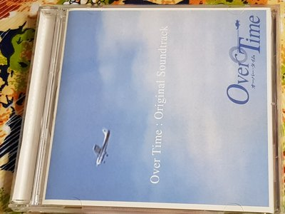 R日語(二手CD)Over Time ~有很大張的限量海報~~~~~(字)