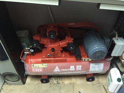 全新2HP空壓機(4P單相)熱賣中(收購.買賣.維修.保養空壓機,請見關於我)