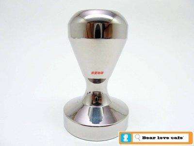 ※Bear Love貝勒拉芙※高品質 49mm 填壓器 壓粉錘 不銹鋼實心  義式 咖啡