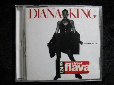 黛安娜金恩 Diana King - Tougher than Love  - 1995年簽名版 - 301元起標R31