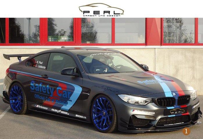 【樂駒】Perl Carbon Design BMW F80 M3 F82 M4 碳纖維 前下擾流 加裝 輕量化 飾板