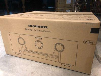 [ 沐耳 ] 天龍馬蘭士精品 Marantz 7.2 聲道 8K 環繞劇院擴大機 SR5015