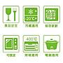 耐熱玻璃保鮮盒+保溫(錫箔)提袋~耐熱400度 可微波 可蒸烤 720ml 分隔便當盒 餐盒 台灣製造 SL長分隔+保袋