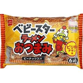※胖塔塔※[現貨] OYATSU 優雅食 模範生花生雞汁點心麵 辣味