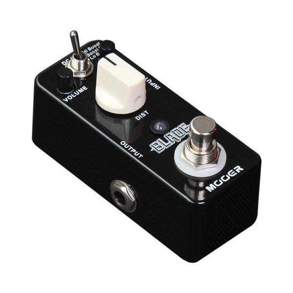 ☆ 唐尼樂器︵☆ Mooer Micro Series BLADE 電吉他/電貝斯 Bass 重金屬破音效果器