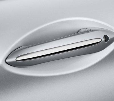 《※金螃蟹※》寶馬 BMW 5 F10 F10 LCI 車門把手鍍鉻飾條  改裝 精品 配件 外銷德國