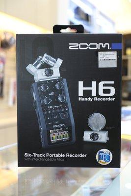 【日產旗艦】ZOOM H6 Handy...