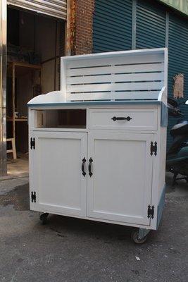 zakka糖果臘腸鄉村雜貨坊   木作類...Stewart 屋簷展示架(矮櫃書櫃木工LOFT收納箱開店用品木櫃木盒抽屜