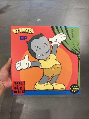 Artlife @ KAWS DJ HASEBE Tail Of Old Nick EP 2002 Record 黑膠