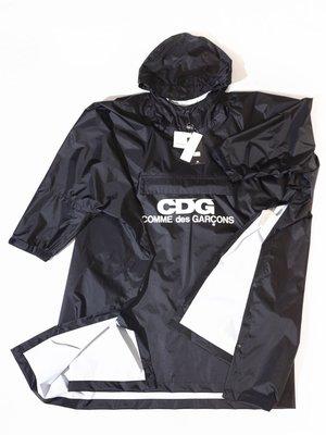 Comme des Garcons Waterproof raincoat.(Black) CDG 川久保玲 雨衣 防水
