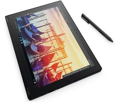 地表上最輕最快史上最讚平板筆電ThinkPad X1 Tablet m5-6Y57,8GB,512GB IPS FHD