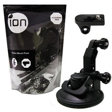 《WL數碼達人》ION Suction Mount Pack 車用吸盤配件包
