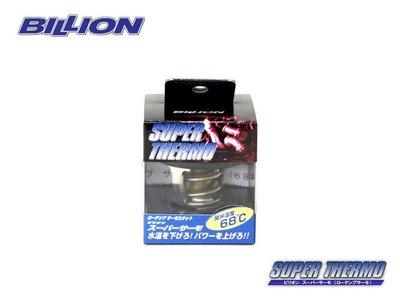 【Power Parts】BILLION 節溫器 水龜 HONDA INTEGRA DC5 2002-2006