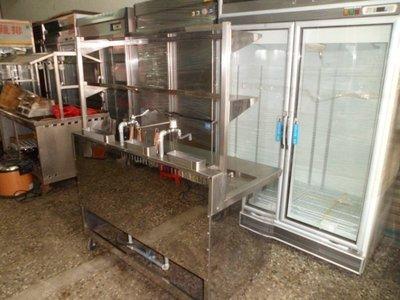 餐飲設備食品機械器具~玻璃冷藏白鐵四二門冰箱上凍下藏上掀恆拉臥式冷凍櫃煮麵油炸機炒爐煎台製冰封口機全新中古二手維修理回收