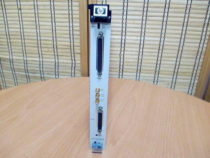 康榮科技二手儀器領導廠商HP/Agilent E1482B VXIbus Extender Module