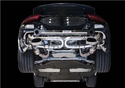 全新品 保時捷 卡雷拉 991 911 3.4 美國 AWE Exhaust 中段排氣