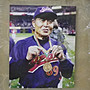 棒球天地--賣場唯一---王貞治金簽2006 WBC經典賽冠軍立體加框照-----字跡漂亮